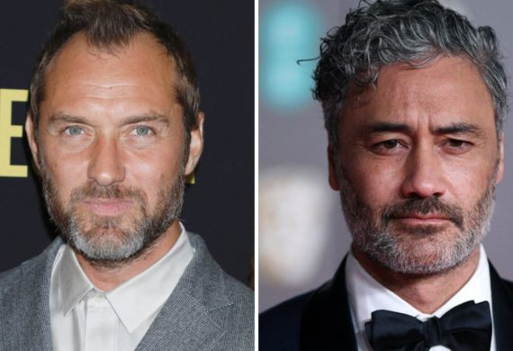 Taika Waititi, Jude Law, The Auteur, cinematown.it