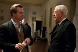Micheal Caine, Christopher Nolan, tenet, cinematown.it