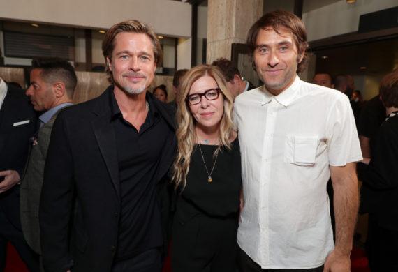 Brad Pitt, Plan B, cinematown.it
