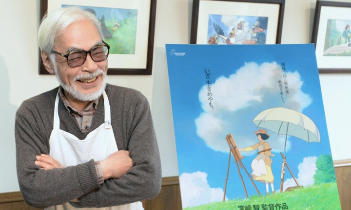 Hayao Miyazaki Studio Ghibli cinematown.it - How Do You Live? Il nuovo film Ghibli firmato Hayao Miyazaki