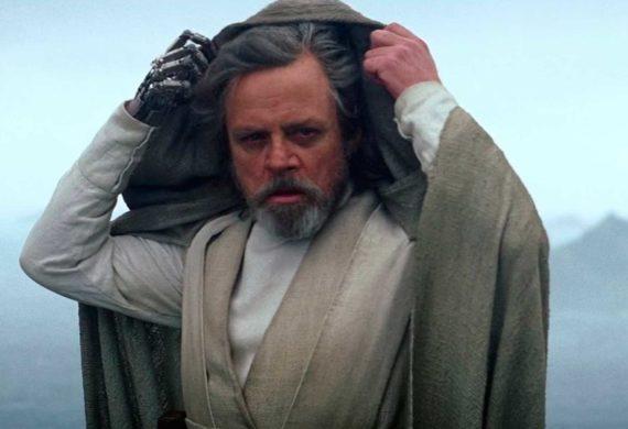 Mark Hammill, Star Wars, Luke Skywalker, cinematown.it