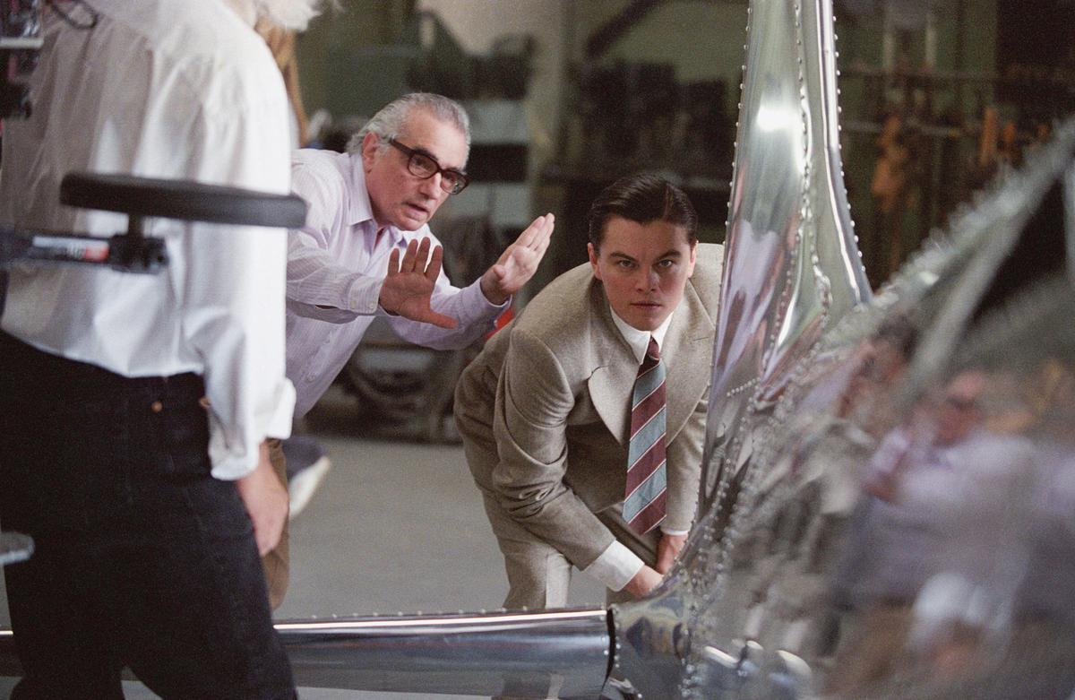Martin Scorsese, Leonardo di Caprio, cinematown.it
