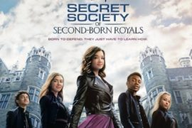 Secret Society of Second-Born Royals cinematown.it