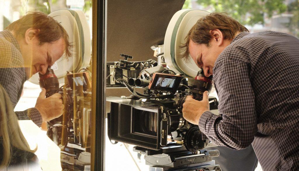 movimenti di camera Quentin Tarantino cinematown.it