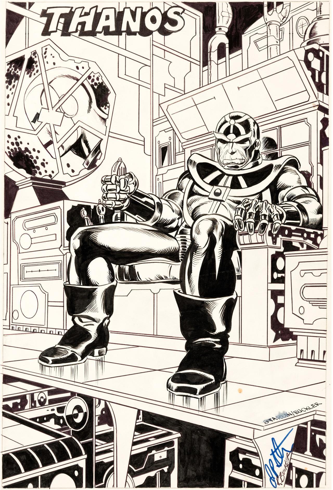 Thanos CinemaTown.it