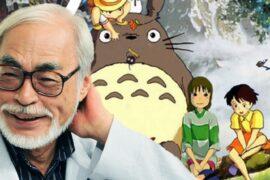 Hayao Miyazaki, Studio Ghibli, cinematown.it