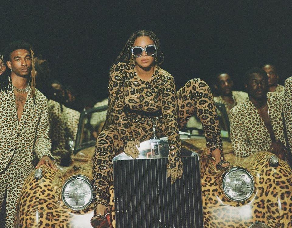 Beyoncé, Black is King, cinematown.it