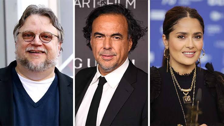 Guillermo del Toro,Alejandro González Iñárritu, cinematown.it