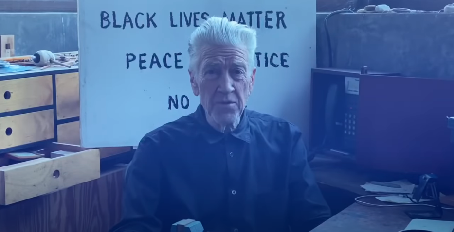 David Lynch black lives matter cinematown.it