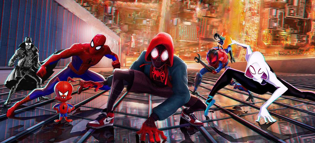 Spider-Man: un nuovo universo, cinematown.it