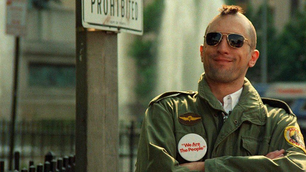 Travis Bickle, Taxi Driver, cinematown.it