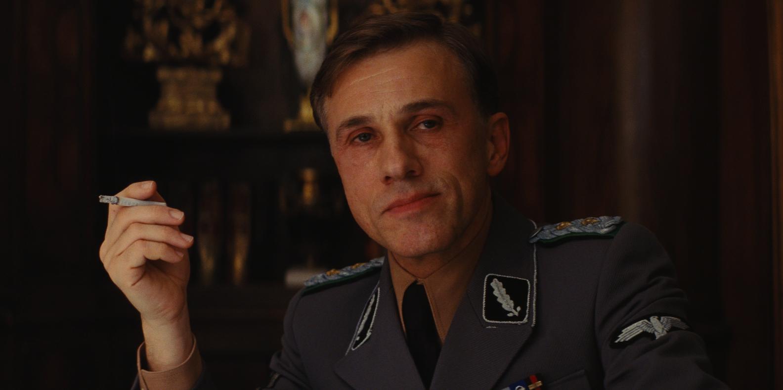 Hans Landa Christoph Waltz bastardi senza gloria Quentin tarantino cinematown.it