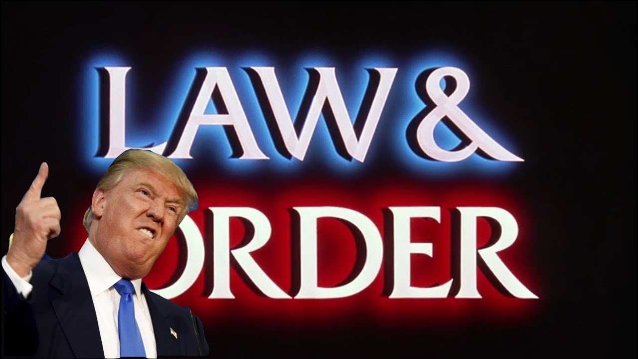 black lives matter donald trump law & order cinematown.it