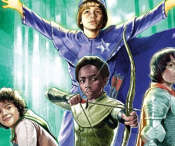 Stranger Things Meets Dungeon & Dragons: in arrivo il fumetto che mescola i due franchise