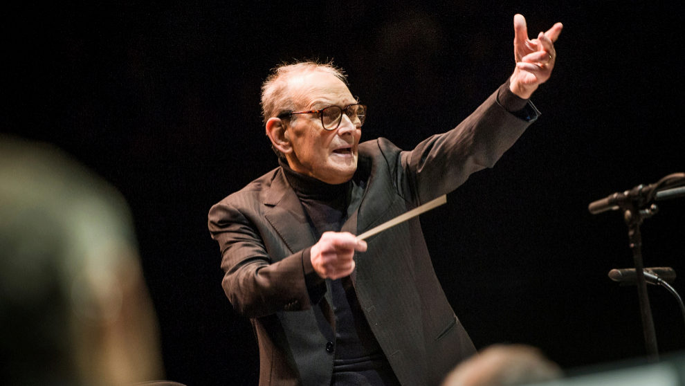 Ennio Morricone, cinematown.it