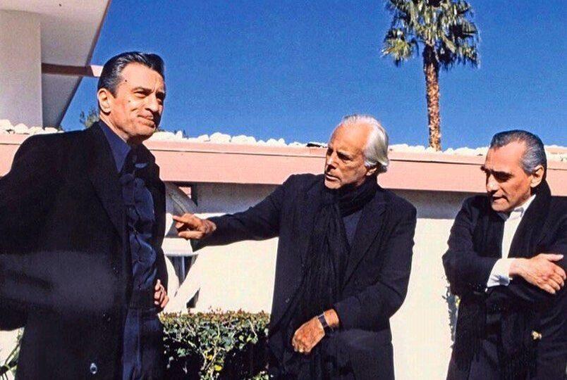 Armani, Scorsese, Moda nel cinema, cinematown.it