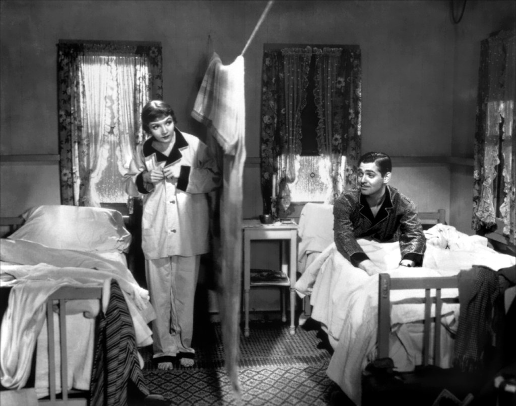 Clark Gable, accadde una notte, Moda nel cinema, cinematown.it