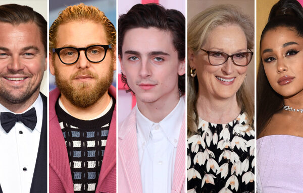 Leonardo DiCaprio e Timothée Chalamet si uniscono al cast di Don't Look Up