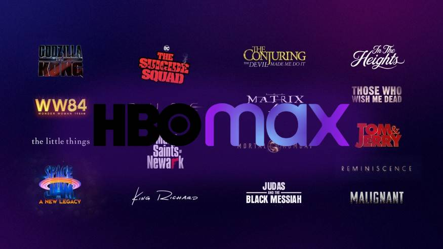 HBO Max CinemaTown.it