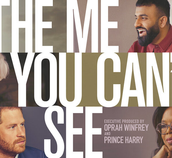 "Oprah Winfrey e il principe Harry alla premiere di ""The Me You Can't See"""