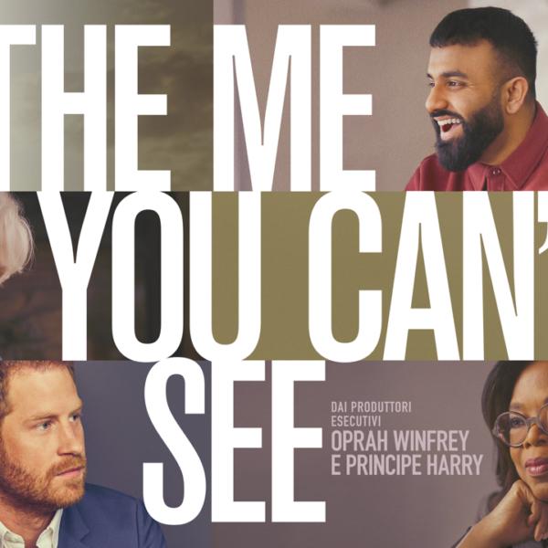 "Oprah Winfrey e il Principe Harry presentano ""The Me You Can't See: A Path Forward"""